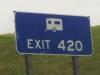 Exit 420 Iowa Camping