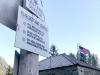 Hyder Alaska Checkpoint Charlie Border Signs