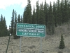 Crossing the Continental Divide, Yet Again