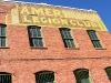 Old Bisbee American Legion Building Sign