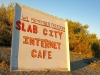 Slab City Internet Cafe
