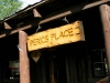 Vickers Ranch Rec Hall Sign to Honor Perk