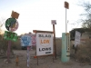 Slab City Signs Low Road