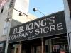BB King's Company Store Beale Street Memphis, TN