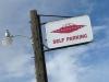 UFO Parking at Little Ale'inn Rachel, NV