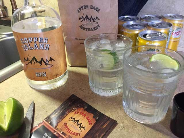Copper Island Gin