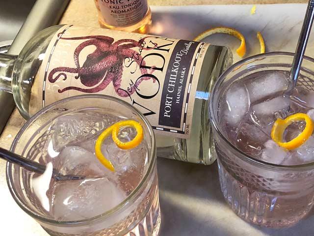 Icy Strait Vodka