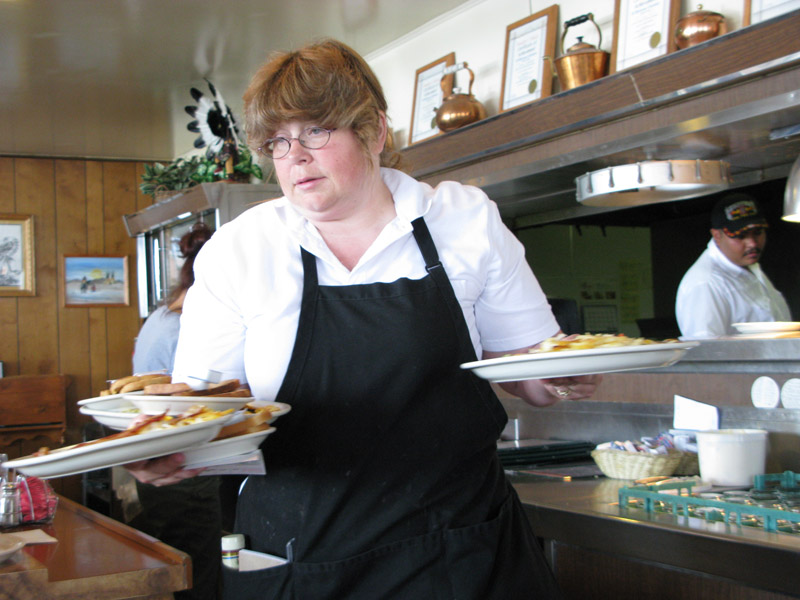 El Camino Restaurant Counter Service Breakfast