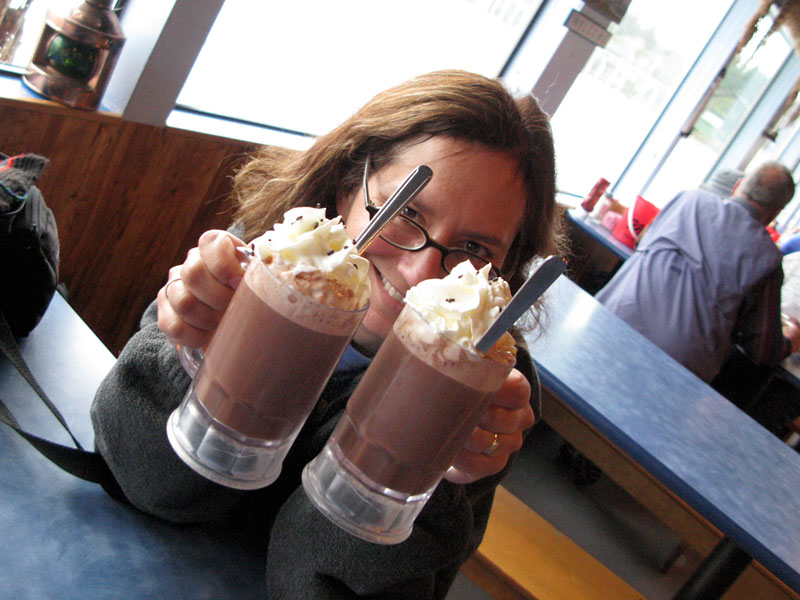 Mo's Mochas at Mo's Florence Chowder Restaurant