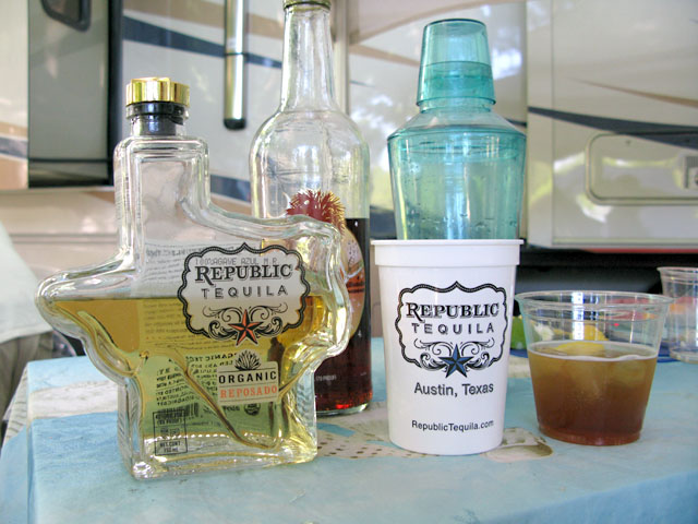 Republic Tequila Texas Tea