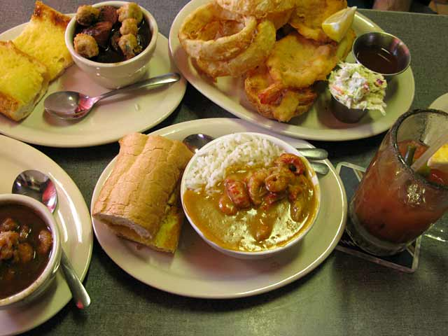 Herby K's best Creole Food Shrieveport, LA