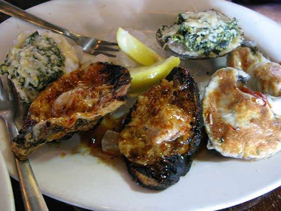 Pearl's New Orleans Oyster House Memphis, TN