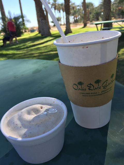 organic, dates, Coachella Valley