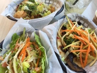 Tres Tacos a Mad Taco Bryan Texas