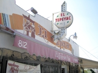 El Tepeyac Restaurant in East LA