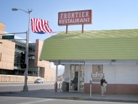 The Frontier Restaurant in Albequerque, NM
