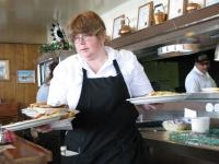 El Camino Restaurant Service Gal