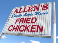 Ma Allens Fried Chicken Sweetwater Texas