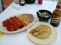 El Falcon Restaurant Boquillas Mexico Big Bend Texas Crossing