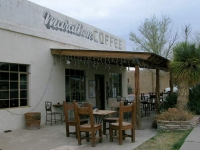 Marathon Texas Coffee Cafe