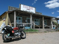 The Pieoneer in Pie Town, New Mexico