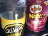 Pringles and Mike's on Laundry Date in Santa Rosa, CA