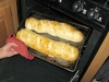 Fresh Magic Chef RV Oven Baked Bread