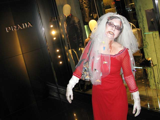 The Zombie Wears Prada