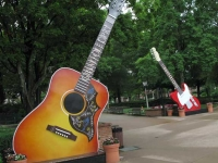 Grand Ol' Opry Guitars Nashville, TN
