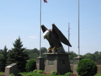 Big Eagle in Jim Falls, WI