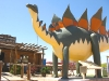 Canon City Colorado Stegasaurus Welcomes Visitors