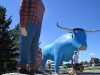 Paul Bunyan and Babe in Bemidji, WI
