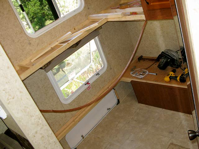 Lastest  Cuter Than This Miss Gracie39s House DIY Camper Remodel  FollowPics
