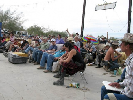 Slab City Community Non-Profit Foundation Meeting