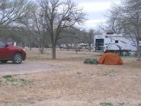 Rio Grand Village Tent Camping RV Sites