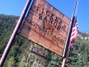 Lake City Ranch Flag Half Mast for Perk Vickers