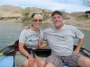 Boquillas Crossing Rio Grande by Boat to Mexico