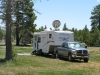 Off Grid RV Free Boondocking Dixie National Forest