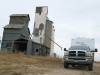 Willard Colorado Abandoned Grain Elevator