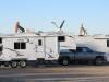 Midland Texas Oil Country Busy RV Park