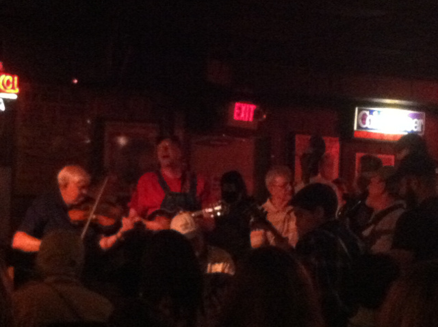 Station Inn Sunday Jam