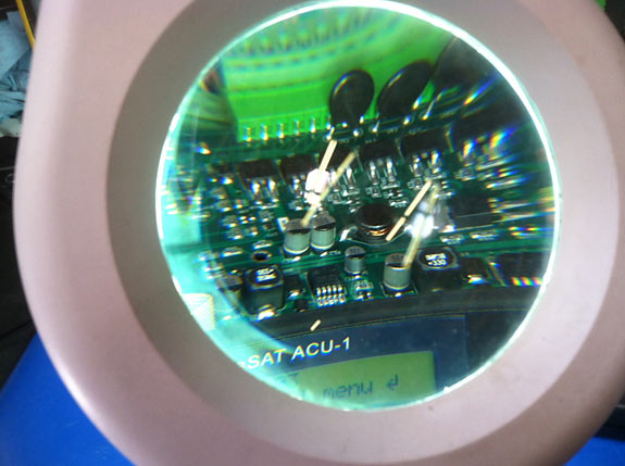 RFMogul Satellite Dish Controller