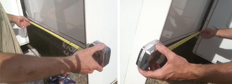 How to Align RV Slideout and Adjust Power Gear Slide Rail Timing
