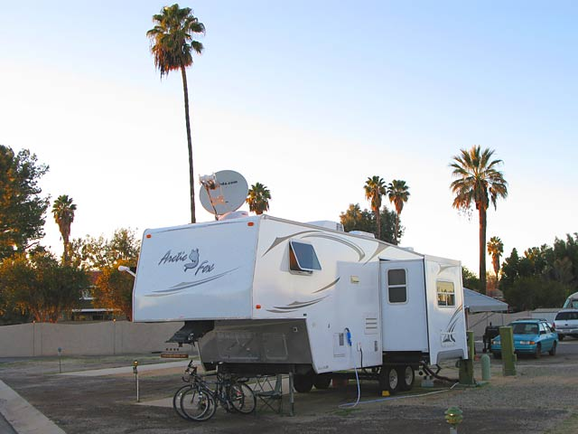 Hemet RV Resort workamping