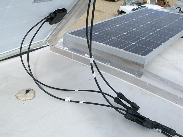 rv roof solar wiring wire center u2022 rh prixdelor co
