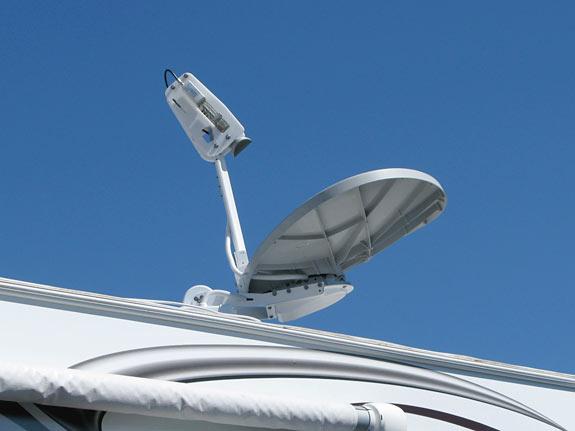 Dish Network For Rv >> MobilSat Delivers RVDataSat 840 Satellite Internet for RVers Off the Grid