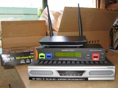 RV Datasat 840 Satellite Internet System Network Hardware