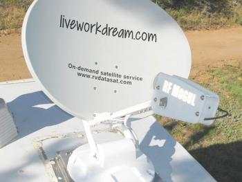 MobilSat and RF Mogul RVDataSat 840