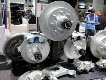 Titan Hydraulic Trailer Brake System