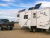 RV Solar and Satellite Internet at The Slabs